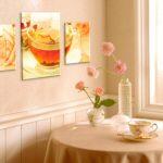 Использование фотографий для украшения помещений и предметов интерьера